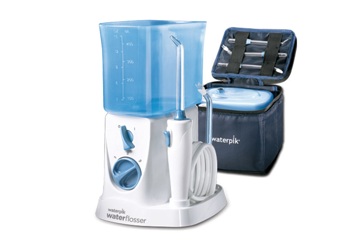 Waterpik 9953368 jet dentaire test complet jet for Appareil detartrage dentaire maison