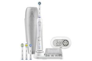 oral-b-brosse électrique rechargeable Pro 6000 Smart Series