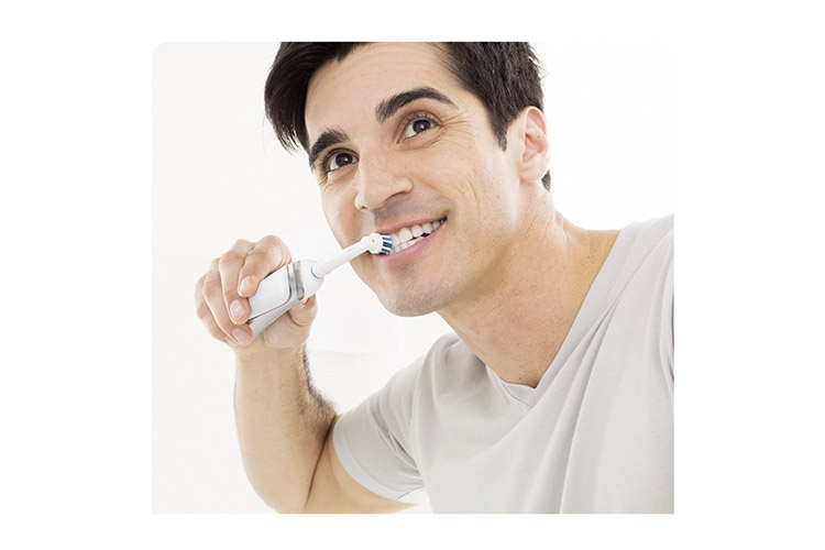 oral b pro 6500 test brosse a dent electrique