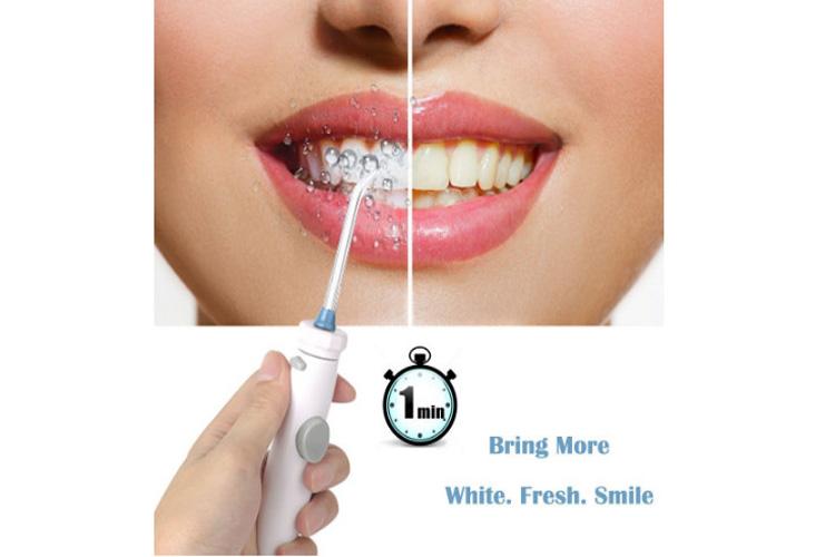 Silking Hydropulseur Dentaire Buccal test